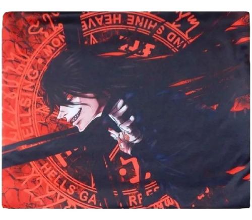 hellsing funda de almohada alucard pentagrama guantes