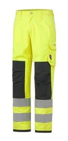 Orange//Navy Blue Helly Hansen 76493/_265-C62 Bridgewater Pirate Pants C62