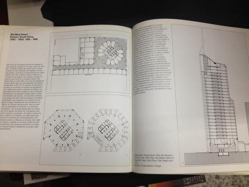 helmut jahn - diseño de una nueva arquitectura - j. joedicke