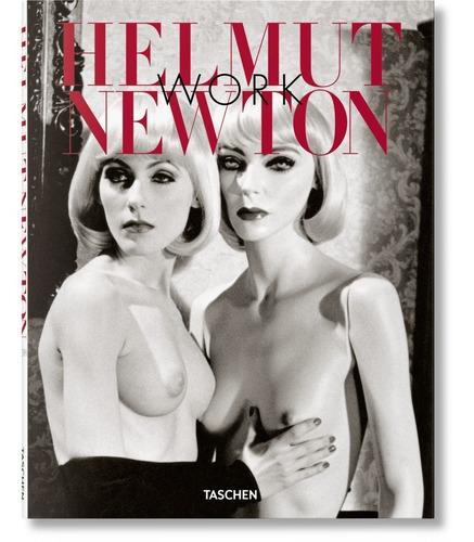 helmut newton work - ed. taschen