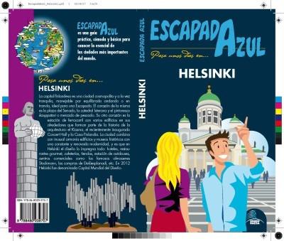 helsinki escapada azul(libro viajes)