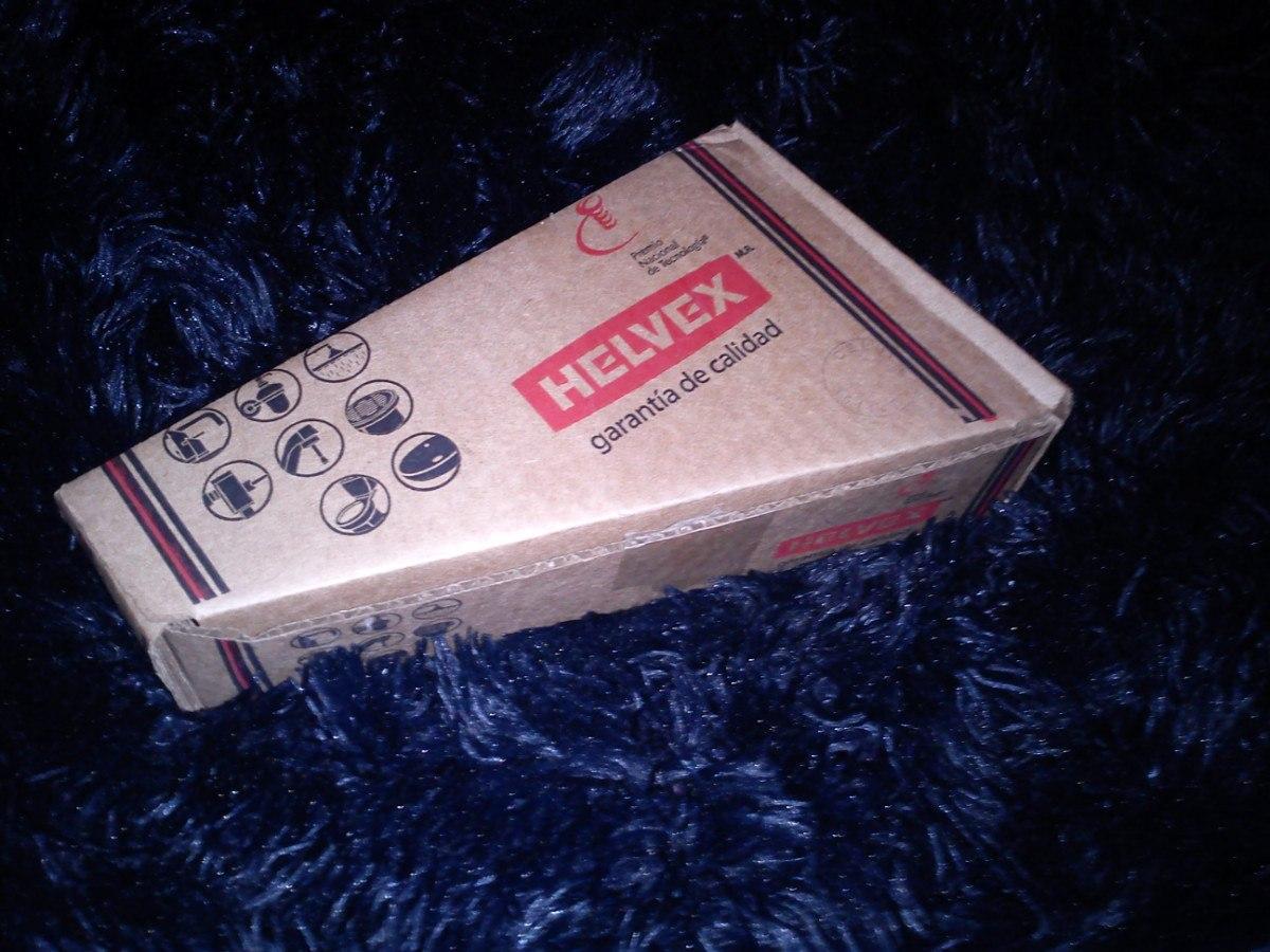 Helvex tv 105 llave economizadora con regalo kit de rep for Llaves de empotrar helvex