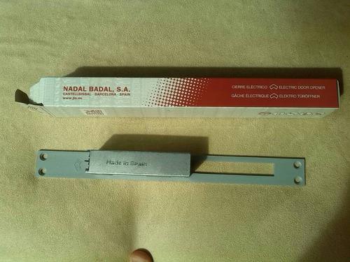 hembrilla cerradura eléctrica 12v yl de 110v ac española