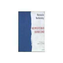 hemisferio derecho-verbitsky horacio novela politica