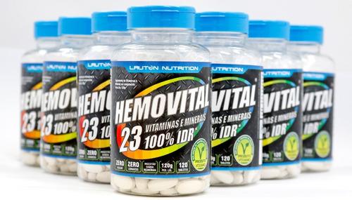 hemovital polivitaminico multivitaminico a z 120 caps lauton