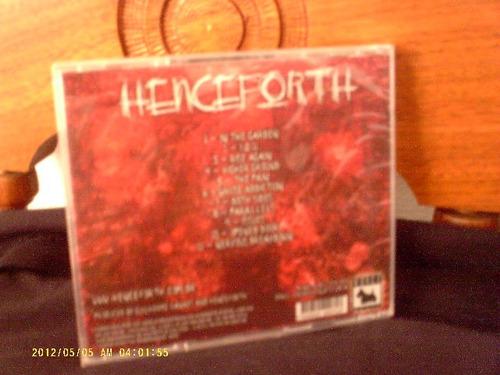 henceforth - cd excelente