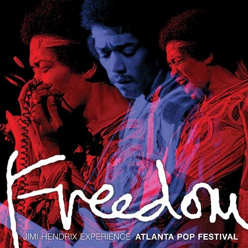 hendrix jimi freedon atlanta pop festival cd x 2 nuevo