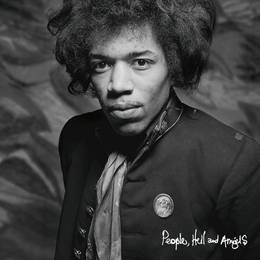 hendrix jimi people hell angel importado lp vinilo x 2 nuevo