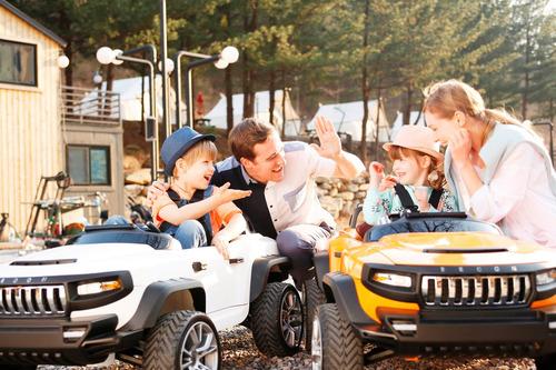 henes broon t870 kids ride  blanco/amarillo/negro