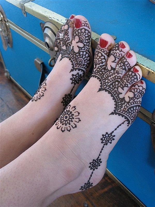 Henna Cono De Pasta Tatuajes Temporales Imp India 40000 En