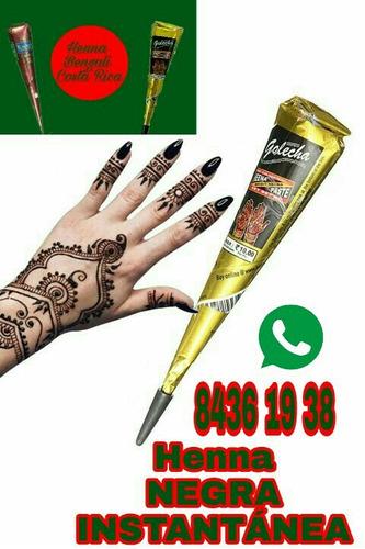 henna en colores