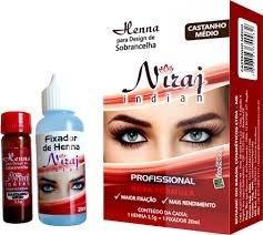 henna niraj sobrancelhas - unid