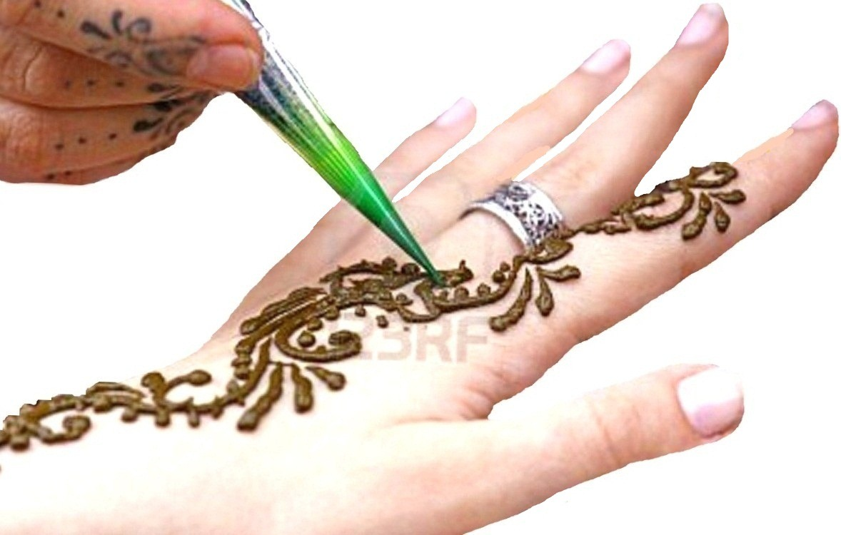 Henna Organica Sin Plomo Para 20 A 30 Tatoos 100 00 En Mercado Libre