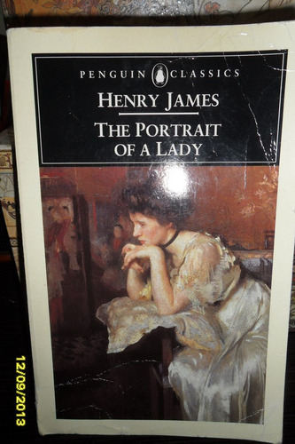 henry james en ingles. the portrait of a lady usado