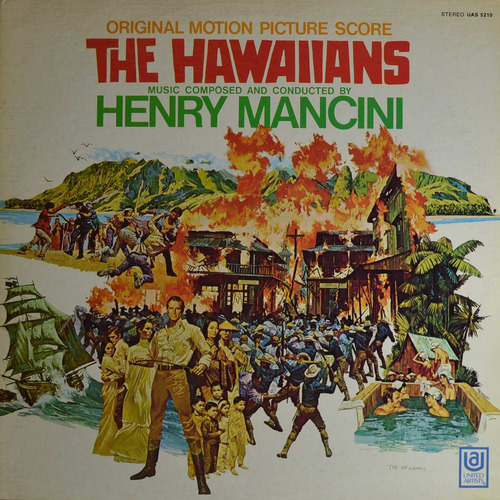 henry mancini - lp the hawaiians (1970) stereo* excelente++