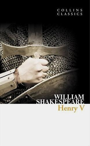 henry v - livro - william shakespeare - importado