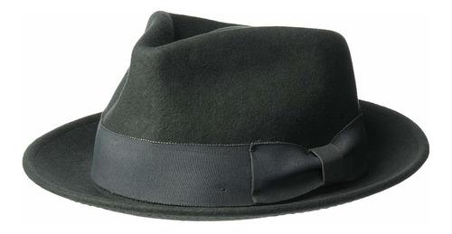 henschel para hombre 100% fieltro de lana caballero con b
