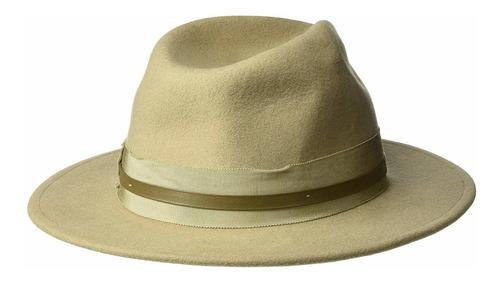 henschel para hombre 100% fieltro de lana outback con ban