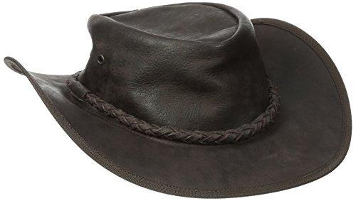 Henschel Soft Outback Sombrero De Cuero 3d1b24d7158