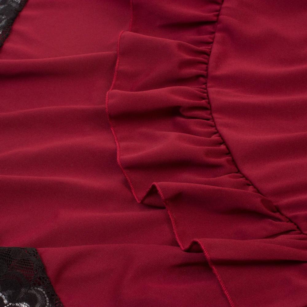 Hepburn Vendimia Serie Mujeres Falda Primavera Y Verano Enca ... 3dc9f4f0c09c
