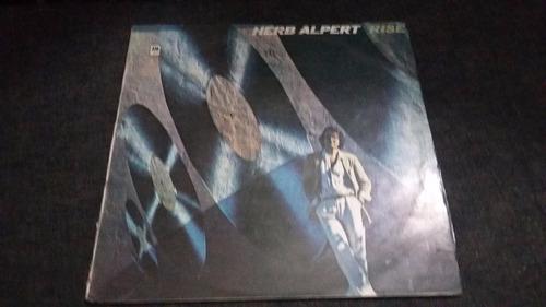 herb alpert rise lp vinilo jazz