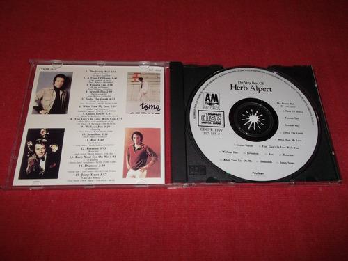 herb alpert - the very best cd nac ed 1991 mdisk