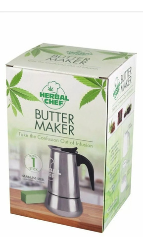 herbal chef butter maker