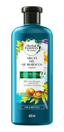 herbal essences argan aceite moroco shampoo