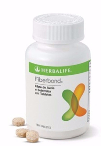 herbalife fiber-bond queima de gordura original