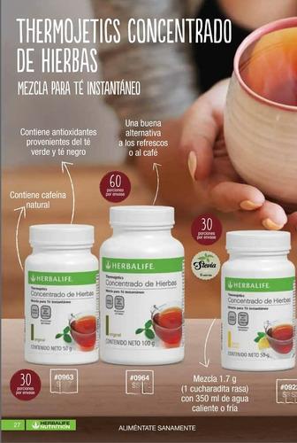 herbalife nutrición
