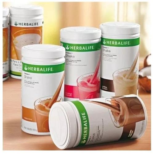 herbalife - shake 550g - produto original