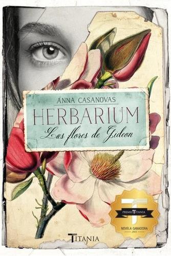 herbarium flores de gideon / anna casanovas (envíos)