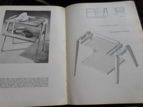 herbert noth - muebles modernos para casas y oficinas -1965