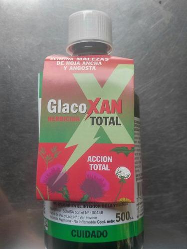 herbicida total mata yuyo maleza todo glaxox 500 c viveruski