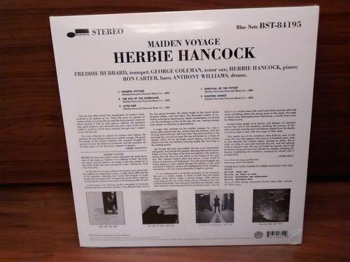 herbie hancock - maiden voyage (lp - vinilo nuevo sellado)