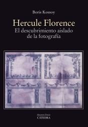 hercule florence(libro )