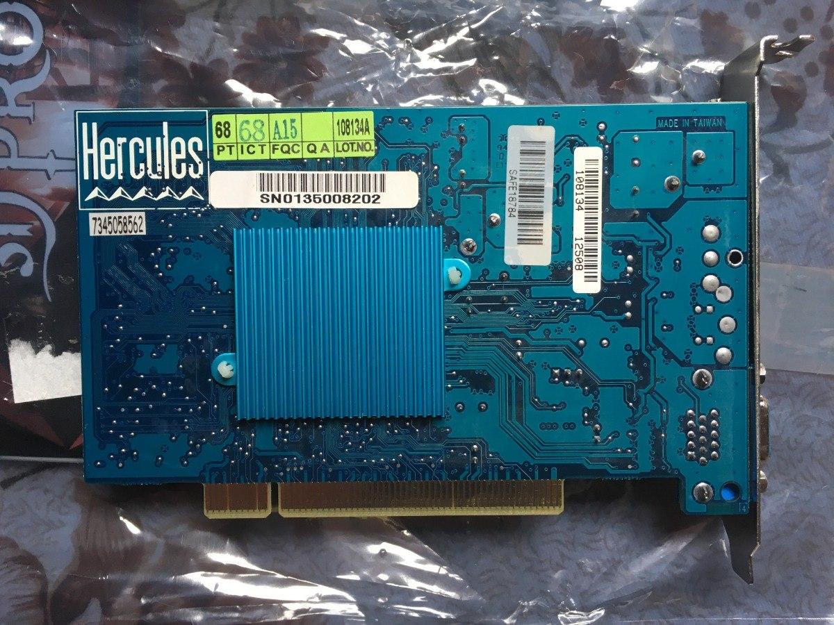 HERCULES 3D Prophet 4000XT 32 MB PCI Drivers Download Free