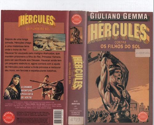 hercules contra os filhos do sol - giuliano gemma