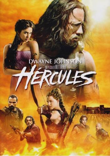 hercules dawyne johnson pelicula original dvd