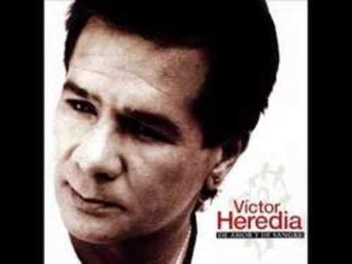 heredia victor de amor y de sangre cd nuevo