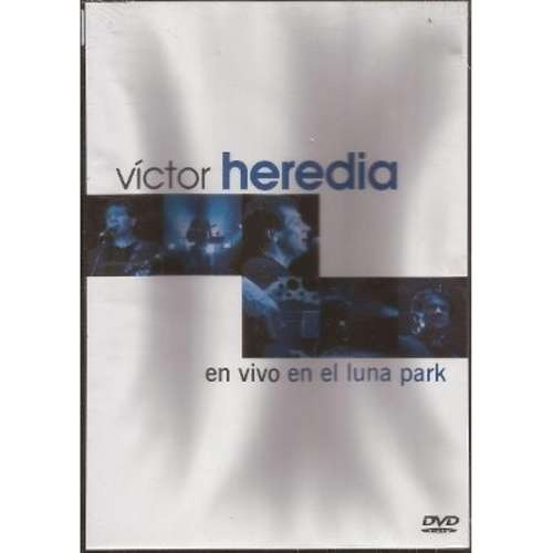 heredia victor en vivo en el luna park dvd nuevo