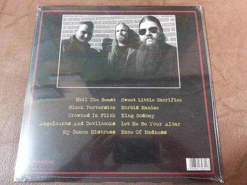 heretic -angelcunts and devilcocks lp vinyl