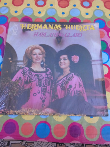 hermanas huerta lp hablando claro 1984