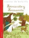 hermanito y hermanita(libro )