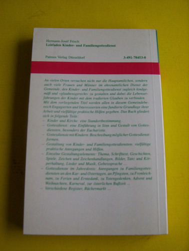 hermann -josef frisch -leitfaden -est/ muy  bueno caj-135 ch