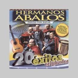 hermanos abalos los 20 exitos originales cd nuevo