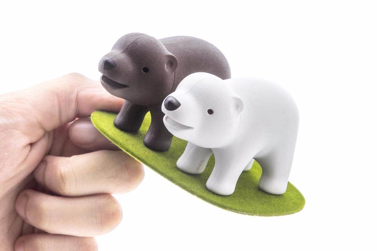 Hermanos Oso Salero Y Pimentero Qualy 259 00 En Mercado Libre # Muebles Koalas Irapuato