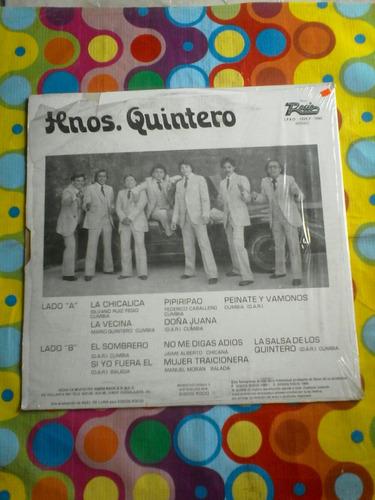 hermanos quintero lp peinate y vamonos 1985 r