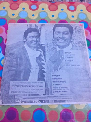hermanos zaizar lp cantares de la revolucion 1979