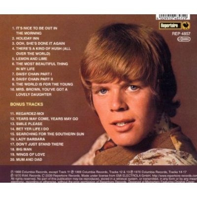 herman´s hermits - soundtrack:mrs brown you've [extra tracks